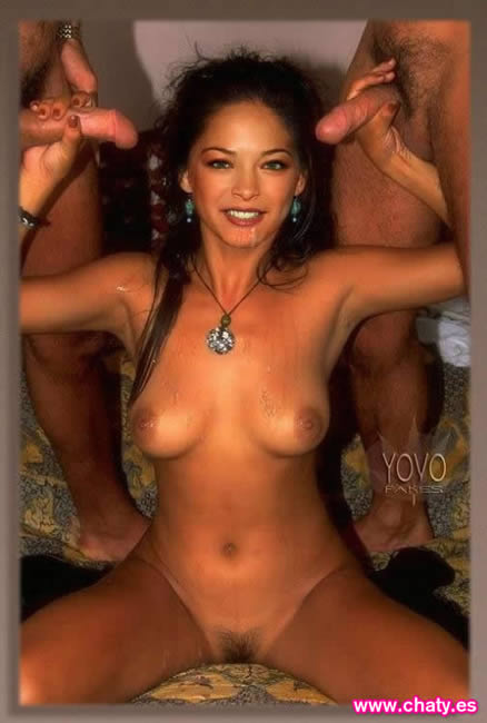 krisin kreuk fake nude