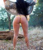 Fotos de caderonas: Tanguita amarillo