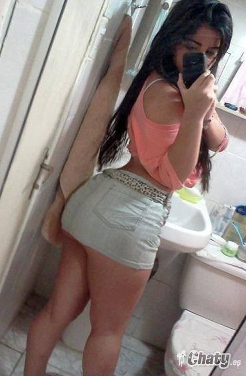 Bajo falda los calzones de la peruana - 2 part 10