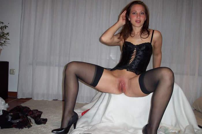 sexe en collant de puta madre vetement