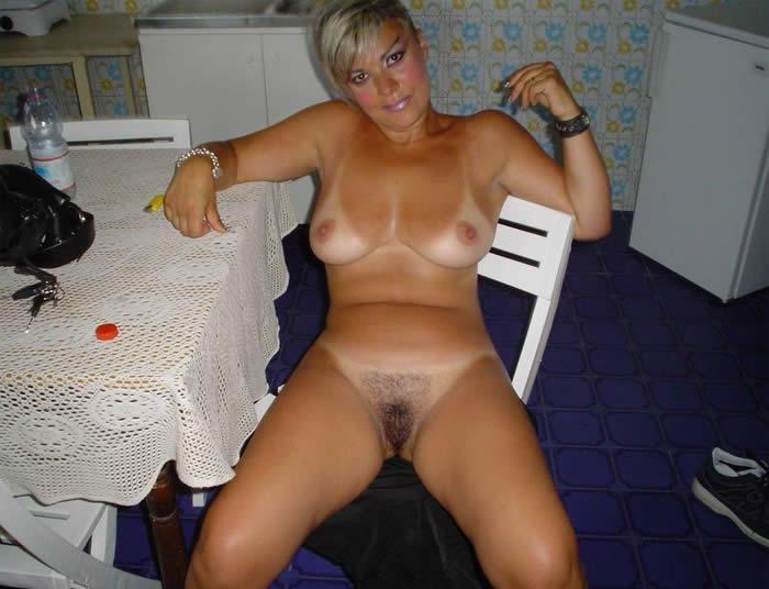 German bbw granny seduce young boy to fuck her hairy pussy 9