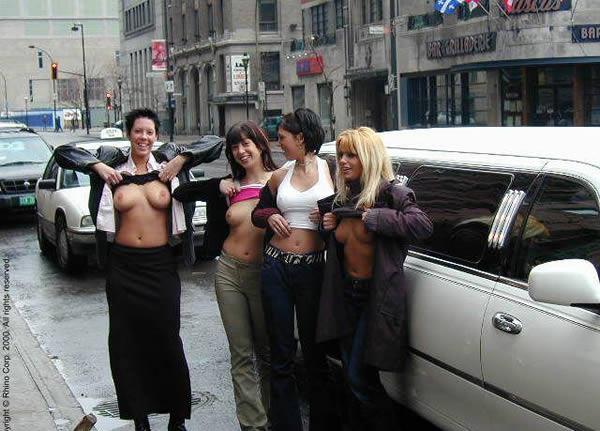 Images Of Fotos De Chicas Ense Ando Las Tetas En La Calle Publico
