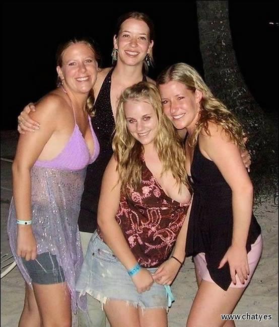 fotos de descuidos en fiestas, fotos voyeur reales